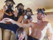 دول جايين يهزروا.. انفلونسرز إنستجرام يسخرون من فيروس كورونا بصور مثيرة