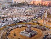 التنسيق الحضارى: إعادة صياغة تشكيل ميدان التحرير بشكل كامل