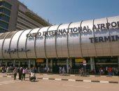 مطار القاهرة يستقبل 11 رحلة دولية على متنها 1413 راكبا