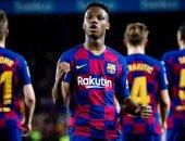 برشلونة ضد ليفانتى.. فاتى أصغر لاعب يسجل ثنائية فى الدوري الاسباني بالقرن 21