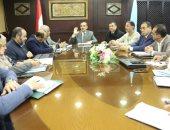 محافظ كفر الشيخ: استكمال المشروعات الجارى تنفيذها بتكلفة 109 ملايين جنيه