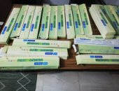 استمرار حبس مدير شركة ضبط بحوزته 10 آلاف قطعة مستلزمات طبية فاسدة بالسيدة