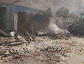 محافظة القاهرة: إزالة منطقة العصارة بالمرج ونقل 62 أسرة لمشروع المحروسة.. صور