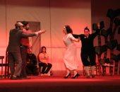 برنامج مودة بوزارة التضامن يقدم عرضا مسرحيا لتوعية المقبلين على الزواج بمعرض الكتاب