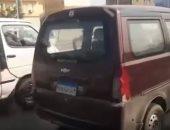 فيديو.. تباطؤ حركة السيارات أعلى محور 26 يوليو المتجه إلى ميدان لبنان