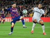 أتلتيك بيلباو ضد برشلونة.. التعادل السلبى ينهى الشوط الأول
