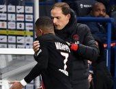 باريس سان جيرمان مُجبر على بيع مبابي إلى ريال مدريد ويفاضل بين خيارين