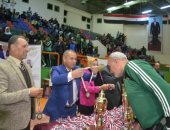 تعليم الوادى الجديد يختتم بطولة الجمهورية للمدارس الرياضية وتكريم الوفود المشاركة