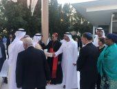 عبدالله بن زايد يستقبل القيادات الدينية باحتفالية ذكرى توقيع وثيقة الأخوة الإنسانية