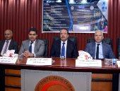 صور.. رئيس جامعة طنطا: فرق خاصة للمتابعة والوقاية من فيروس كورونا