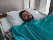 """مخرج """"لص بغداد"""" يجرى عملية جراحية دقيقة فى المعدة"""