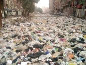 شكوى من تغطية مصرف زنين بالقمامة.. والأهالى تتطالب بتطهير الترعة من القمامة