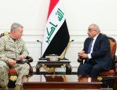 رئيس وزراء العراق يبحث مع القيادة المركزية للجيش الأمريكى التعاون لمكافحة الإرهاب
