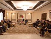 الرئيس العراقى لقائد القيادة المركزية للجيش الأمريكى: بغداد لن تكون ساحة للصراع