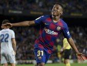 برشلونة يحسم مستقبل أنسو فاتي ويرفض رحيله فى الموسم الجديد