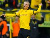 هالاند يواصل كتابة التاريخ في خروج دورتموند الدرامي من كأس ألمانيا