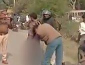 فيديو.. هندى يقطع رأس زوجته ويتجول بها وسط شوارع المدينة
