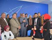 صور.. افتتاح معسكر ريادة الأعمال والابتكار لطلاب التعليم الفنى فى الإسماعيلية