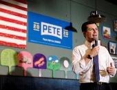 بوتيج يتصدر نتائج أول انتخابات للديمقراطيين فى 2020