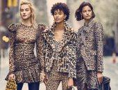 مراحتش عليها.. الأزياء التايجر تسيطر على منصات الموضة فى 2020