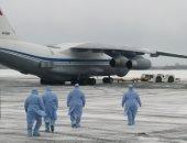 طوارئ فى روسيا مع وصول طائرة تقل مواطنيها بمدينة ووهان الصينية