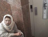 قارئ يشكو تعطل أسانسير بمبنى الغسيل الكلوى بمستشفى منية النصر