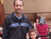 الطفلة حفصة أشرف مشروع نجمة عالمية فى الشطرنج
