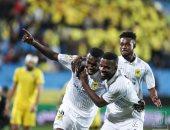 الهلال لا يعرف الهزيمة ضد الاتحاد منذ 1212 يوما فى الدوري السعودي