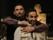 """كوميديا دراما رمضان برعاية أحمد فهمى واكرم حسنى ونجوم """"مسرح مصر"""""""