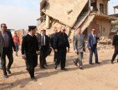 محافظة القاهرة تسترد 92 ألف متر مربع من أراضى الدولة فى 4 أيام