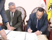 """مدارس """"الحسنة"""" تحصد المركز الأول فى نتيجة الشهادة الإعدادية فى شمال سيناء"""
