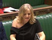 """وصفوه بـ """"غير لائق"""".. سر الهجوم على نائبة بريطانية بسبب فستانها"""