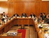 وزارة الرى تبحث الدراسات المتكاملة لشواطىء البحر المتوسط