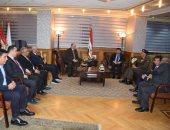 وزير الرياضة يرأس أول اجتماع لمجلس إدارة الهيئة العامة لاستاد القاهرة