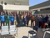 """جامعة الوادى الجديد تستكمل فعاليات مبادرة صنايعية مصر بدعم """"تنمية المشروعات"""""""