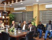 محافظ أسوان: المرحلة القادمة تشهد فتح شرايين جديدة من الطرق