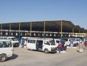 صور.. نقل موقف سيارات القنطرة غرب القديم لموقعه الجديد بتكلفة 3 ملايين جنيه