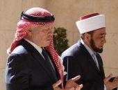 عاهل الأردن يزور ضريح الملك حسين بن طلال فى الذكرى الـ11 لرحيله