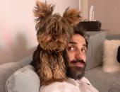 زيزى بقى عندها انستجرام.. كلبة أحمد فهمى تدخل عالم السوشيال ميديا