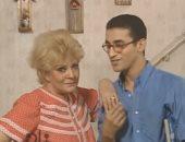 البرنس ورامز جلال يشاركان نادية لطفى فى المسلسل الوحيد لها بمسيرتها