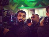"""محمد سامى فى كواليس تصوير مسلسله الجديد """"البرنس"""" لمحمد رمضان .. صورة"""