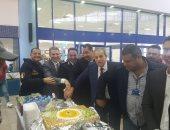 مطار مرسى علم يكرم رجال الشرطة تقديرا لجهودهم فى تحقيق رسالة الأمن ..صور