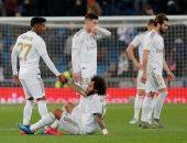 """ريال مدريد ضد سلتا فيجو.. الضيوف يفاجئون الملكي بهدف مباغت بعد 8 دقائق """"فيديو"""""""