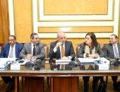 وزيرا الإسكان والتخطيط: مشروعات السكن والمياه والصرف احتياجات أساسية للمواطنين