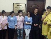 تجديد حبس 9 أسيويات داخل مركزين للمساج بتهمة ممارسة أعمال منافية للآداب