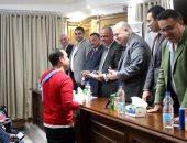 """""""مستقبل وطن"""" يدعم أصحاب المشروعات الصغيرة خلال احتفالية كبرى بأمانة القاهرة"""
