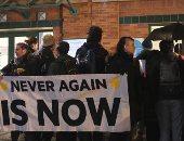 مظاهرات فى نيويورك بسبب انتشار جرائم إطلاق النار