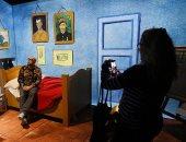 هتبقى جزء من لوحاته.. عرض أعمال فان جوخ فى لندن بخاصية ثلاثية الأبعاد