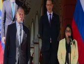 لافروف: الشعب الفنزويلى له الحق فى تقرير مصيره.. وروسيا تدعم الحق