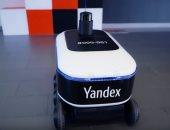 Yandex الروسية تكشف عن روبوتات متطورة لتوصيل البضائع